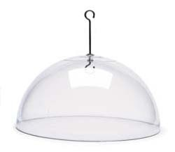 Hanging Dome Baffle