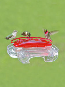 WBU Decorative Window Feeder
