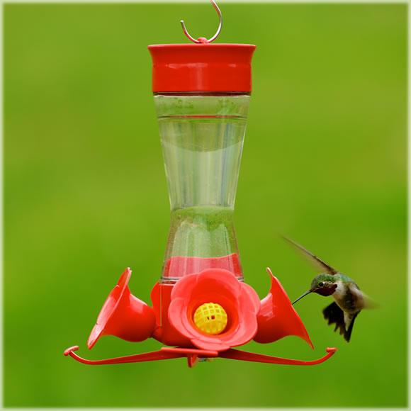 Perky Pet Pinch Waist Hummingbird Feeder